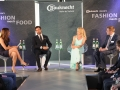 Diskussionrunde mit Karen Webb, KP Kofler, Sonja Kiefer und Vladimir Cherevko.