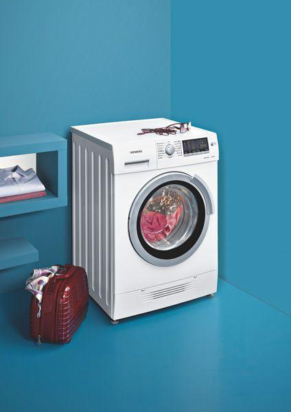 siemens zeigt weltweit ersten waschtrockner mit luftkondensation vorteil spart bis zu 50 liter. Black Bedroom Furniture Sets. Home Design Ideas