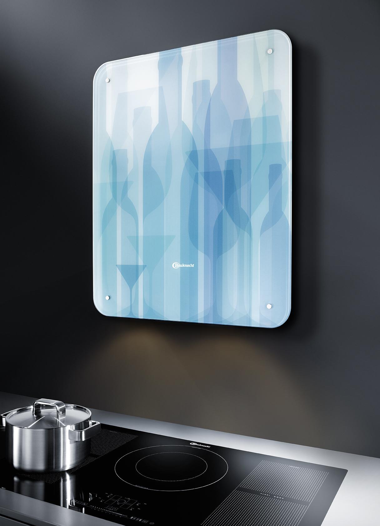 Bauknecht Dunstabzugshaube DDC 7750: Eine Galerie in der Küche