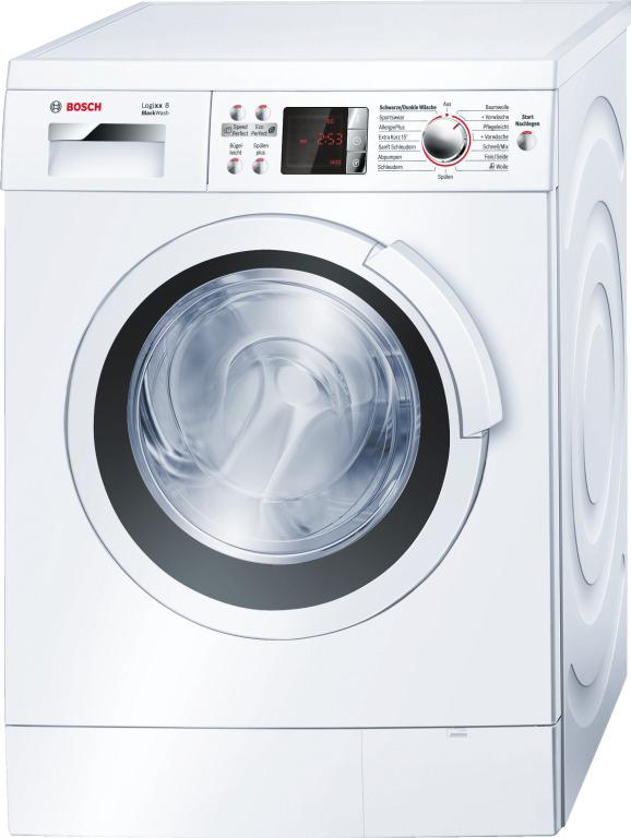 Waschmaschine Bosch Logixx 8 : bosch logixx 8 blackwash waschmaschine limitierte ~ Michelbontemps.com Haus und Dekorationen