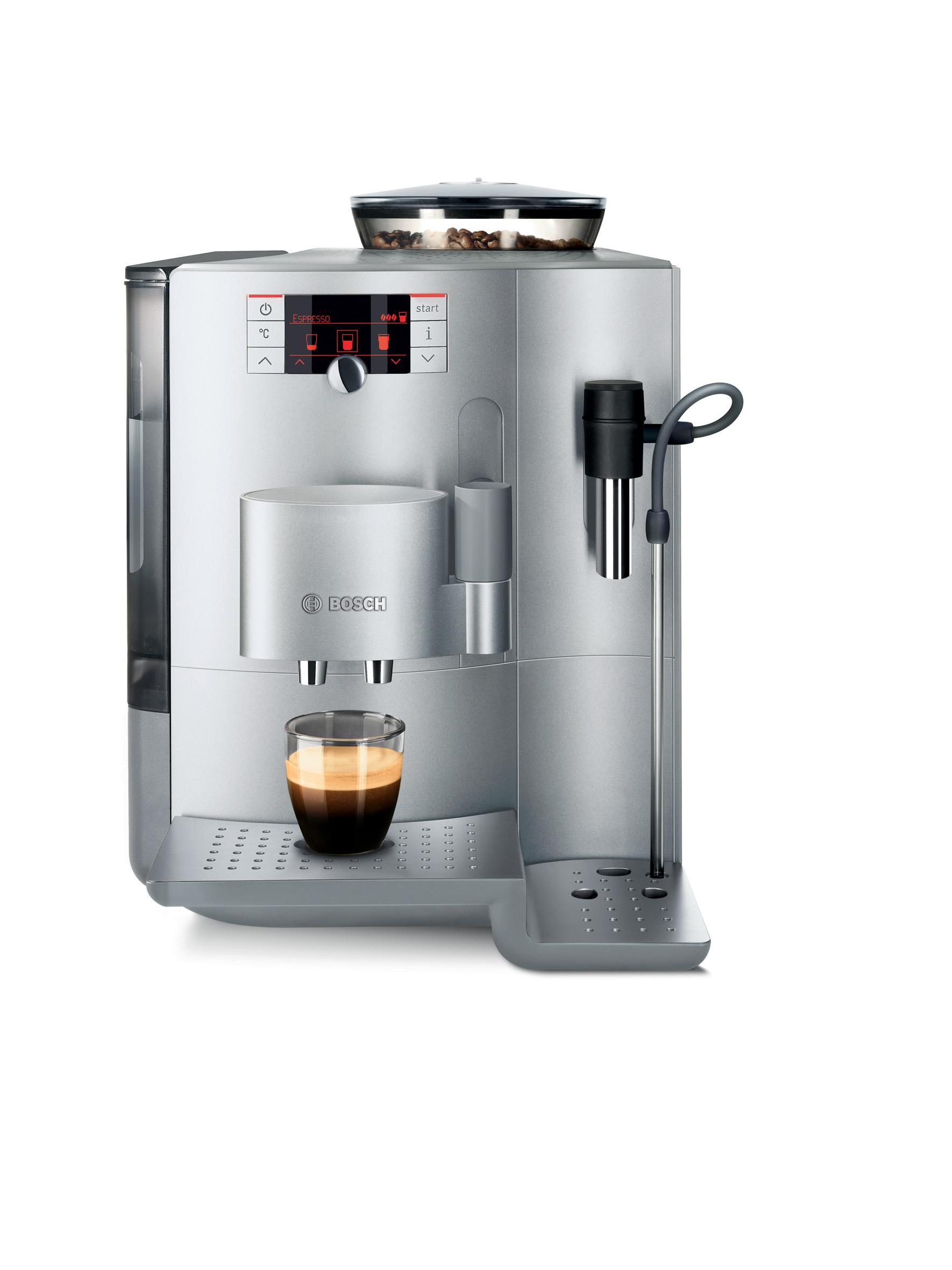 Bosch Kaffeevollautomat Verobar 100 Mit Der Note Gut 1 8 Zum Sieg