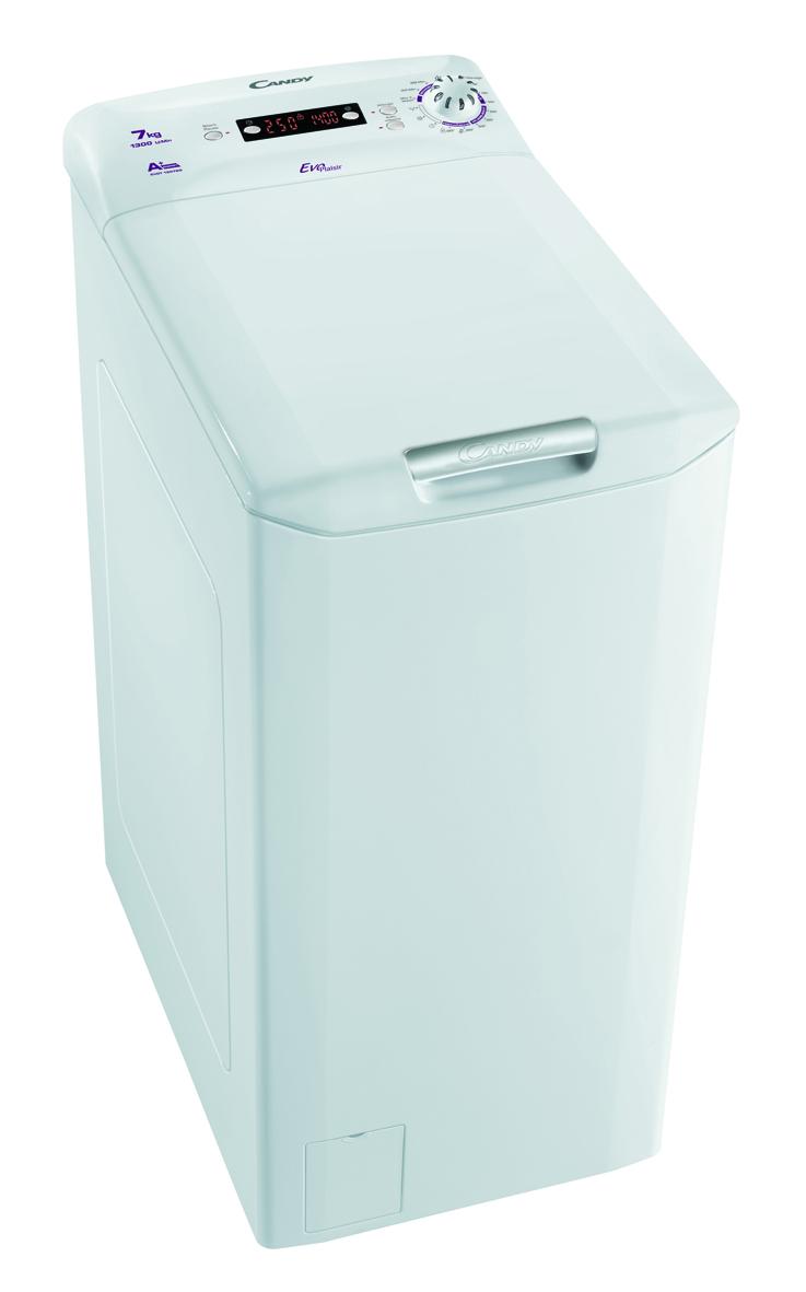 candy evoplaisir waschmaschine 4 toplader in 40 cm breite. Black Bedroom Furniture Sets. Home Design Ideas