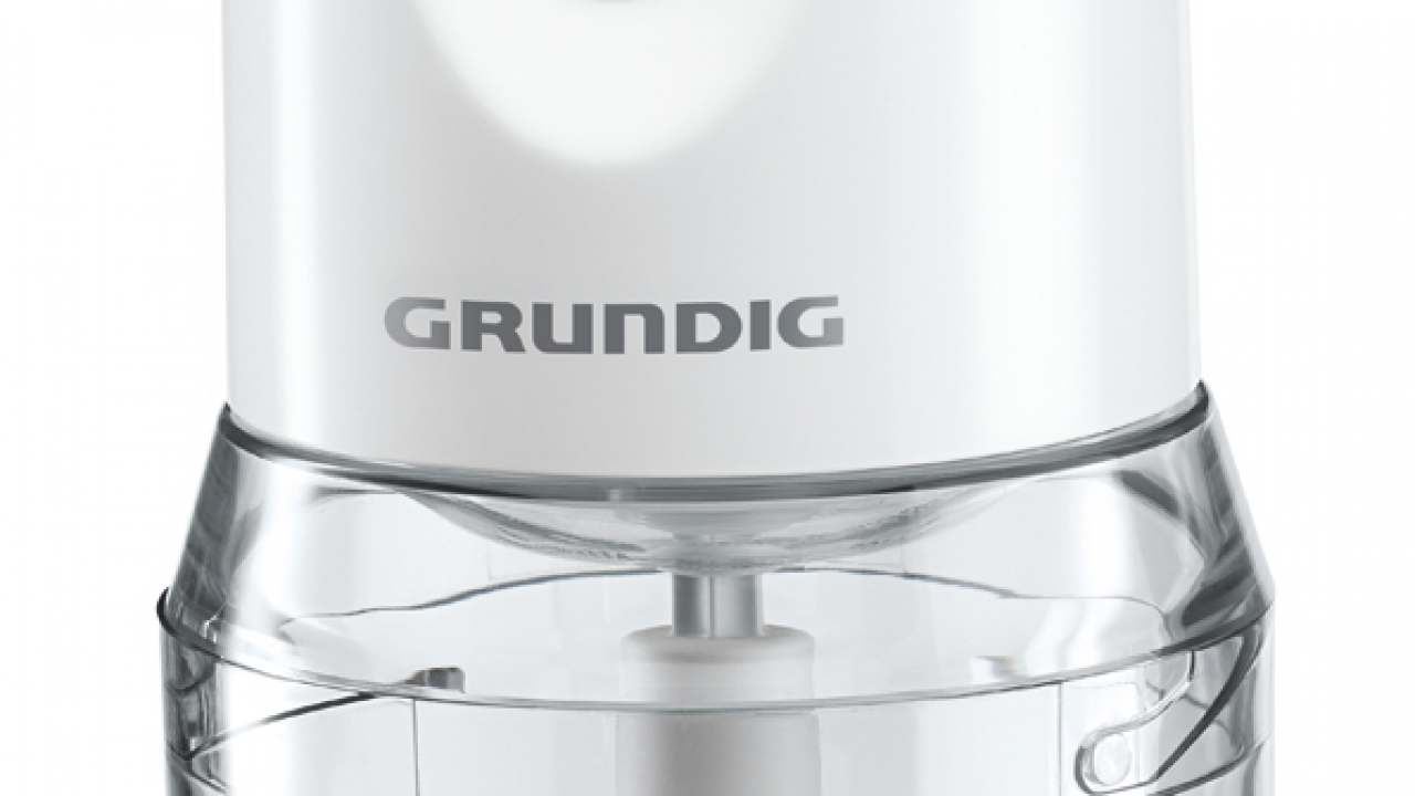 400 Watt, 0,5 l Grundig MM 5150 Multi-Cut Compact Duo Zerkleinerer