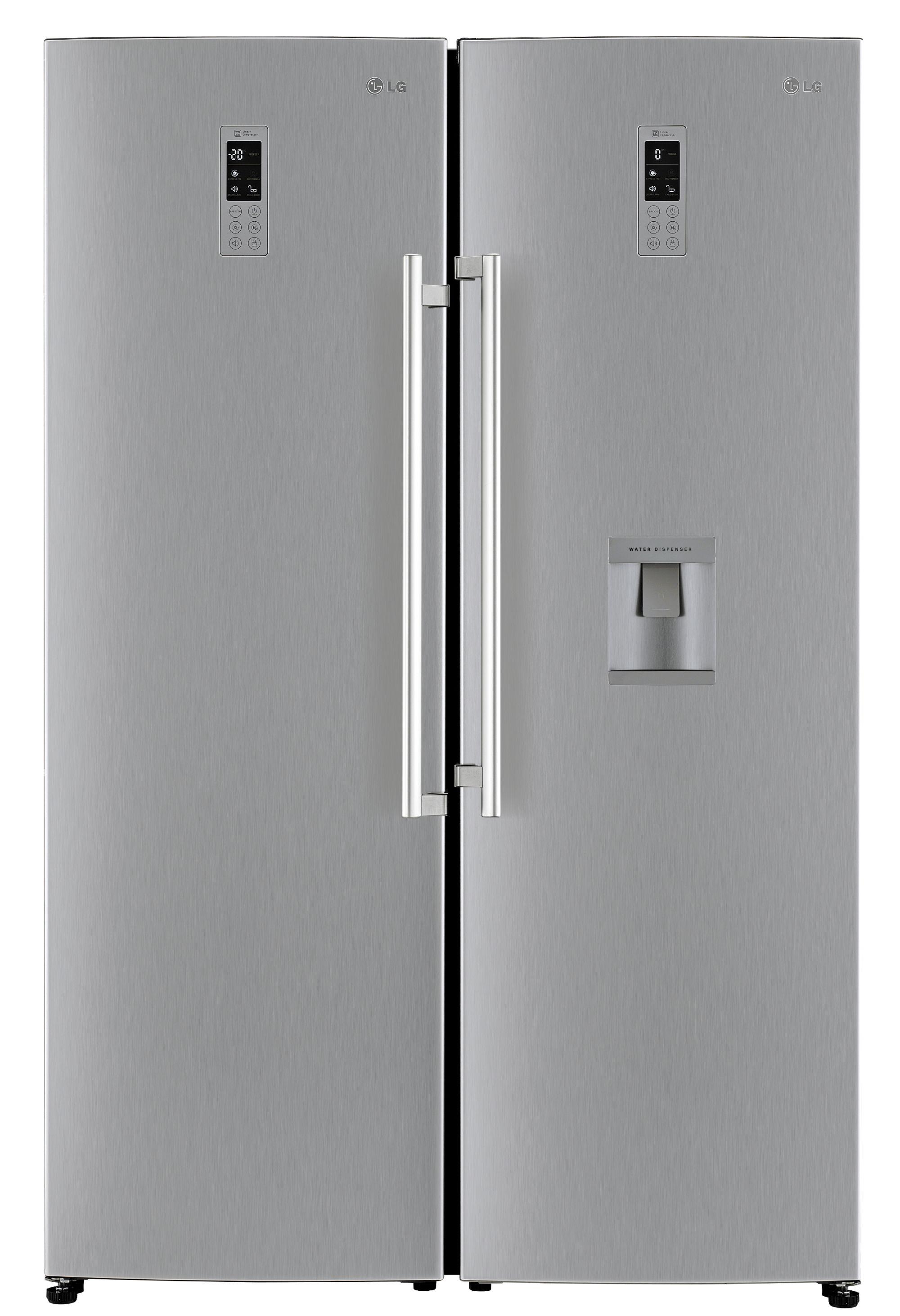 LG Gefrierschrank GF 5137 AEHZ – Großraumgerät der Energieklasse A++