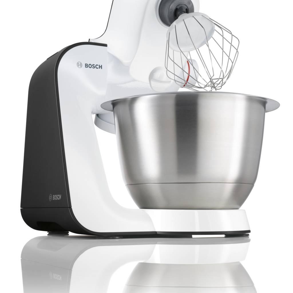 Die Kuchenmaschine Bosch Mum 5 Styline Starker Schneller