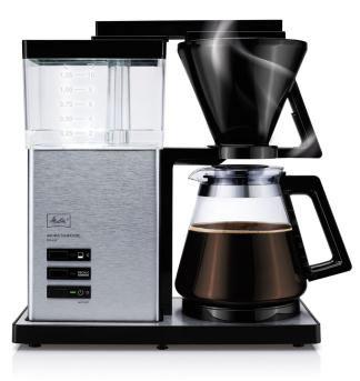 melitta aromasignature und melitta aromasignature deluxe kaffeemaschine f r filterkaffee mit. Black Bedroom Furniture Sets. Home Design Ideas