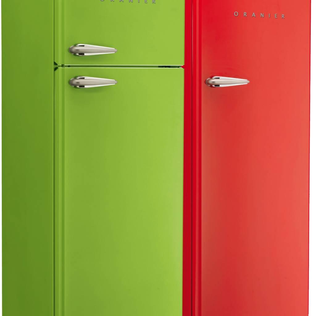 Retrokühlschränke  Oranier Retro-Kühlschränke: Cooles Design und wenig Appetit auf Strom