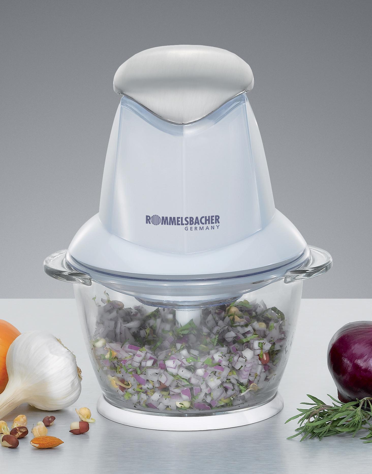 rommelsbacher universal zerkleinerer uz 400 g professionelle