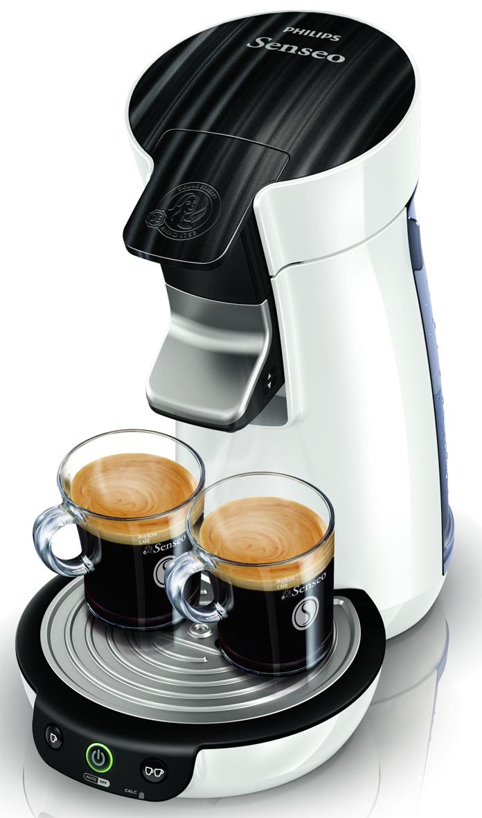 philips senseo viva eco designer kaffeemaschine aus recycling materialien. Black Bedroom Furniture Sets. Home Design Ideas
