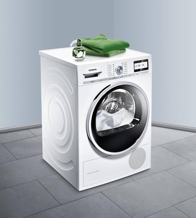 siemens iq 800 ecostar w schetrockner der energieeffizienzklasse a. Black Bedroom Furniture Sets. Home Design Ideas