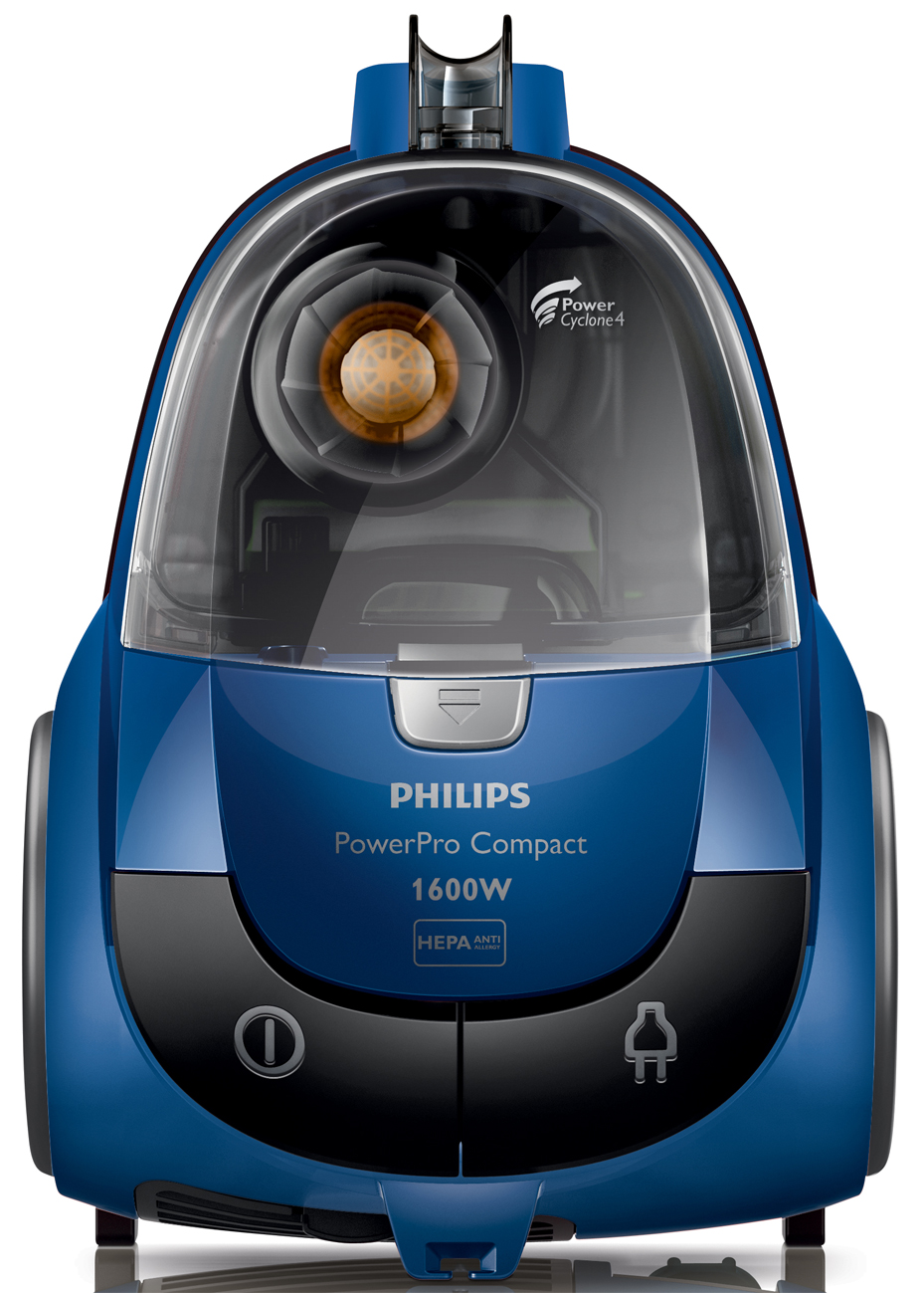 staubsauger philips powerpro compact hohe leistung bei. Black Bedroom Furniture Sets. Home Design Ideas