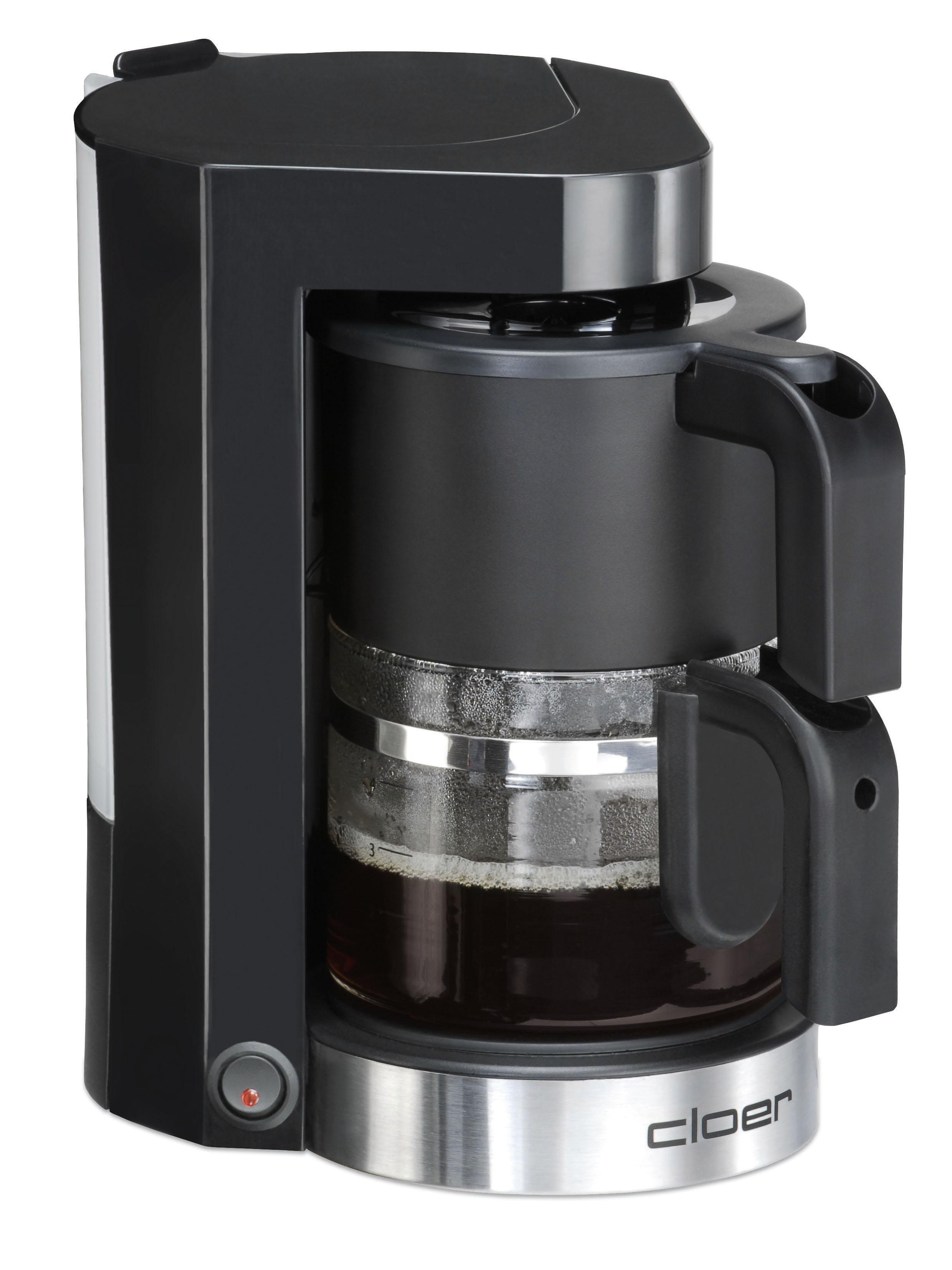 cloer 5990 filterkaffeeautomat cloer 3890 toaster und cloer 5990 filterkaffeeautomat f r s. Black Bedroom Furniture Sets. Home Design Ideas