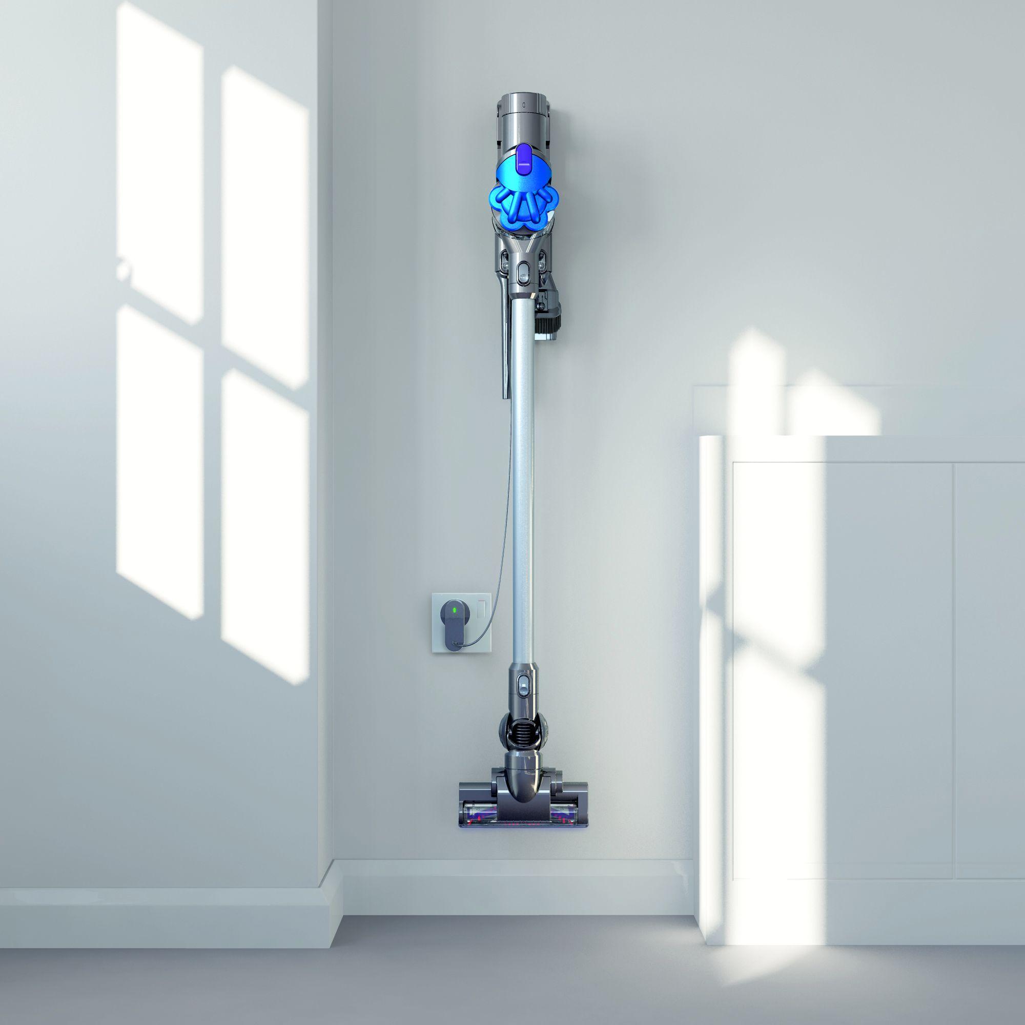 dyson dc35 wandhalterung akku handstaubsauger dyson digital slim dc35 multi floor modernste. Black Bedroom Furniture Sets. Home Design Ideas