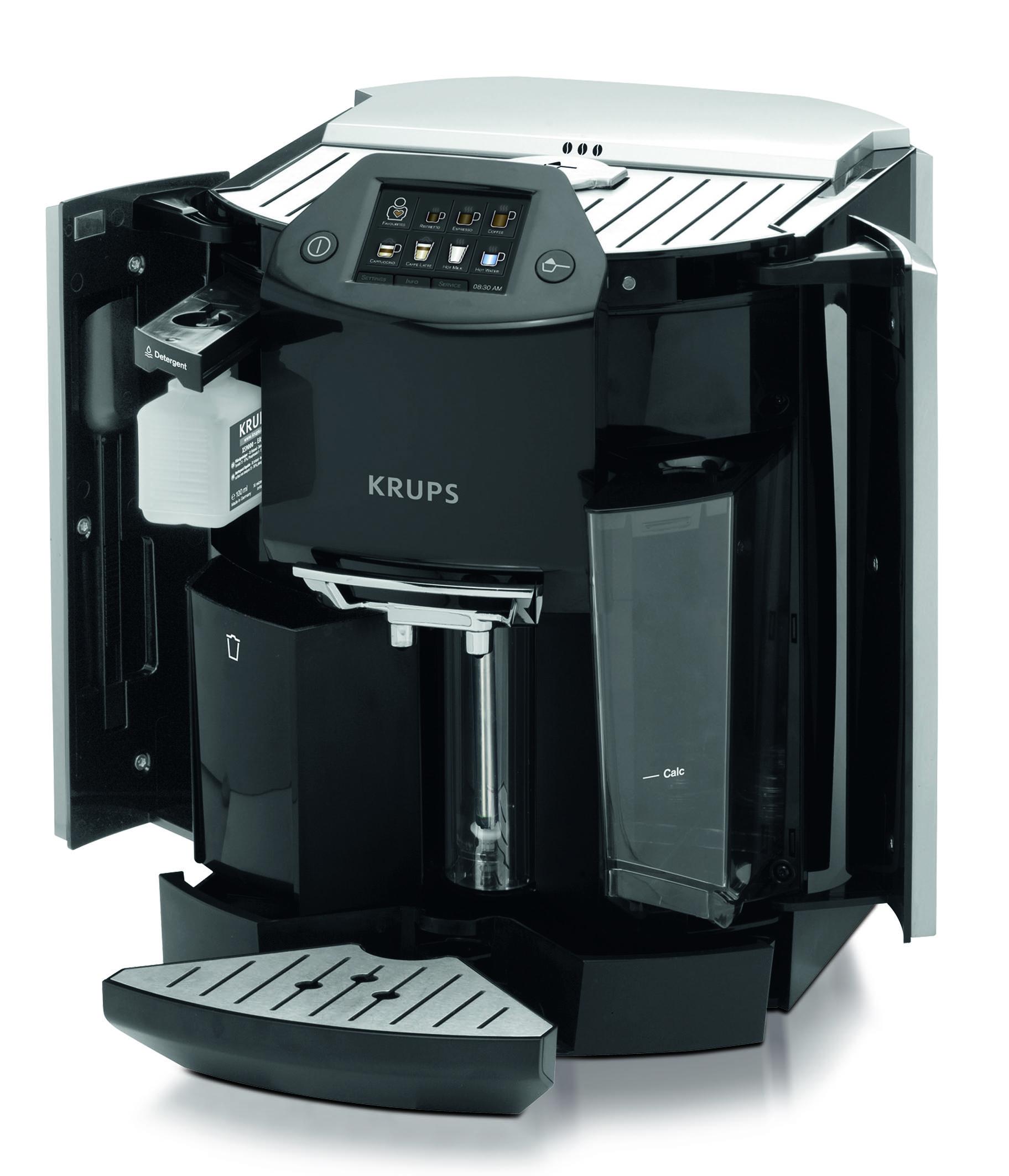 krups ea 9000 offen krups ea 9000 kaffeevollautomat mit one touch bedienung echte barista. Black Bedroom Furniture Sets. Home Design Ideas