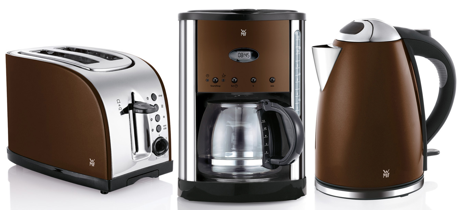 wmf terra fr hst cksset wmf terra filterkaffeemaschine wasserkocher toaster fr hst cksset. Black Bedroom Furniture Sets. Home Design Ideas