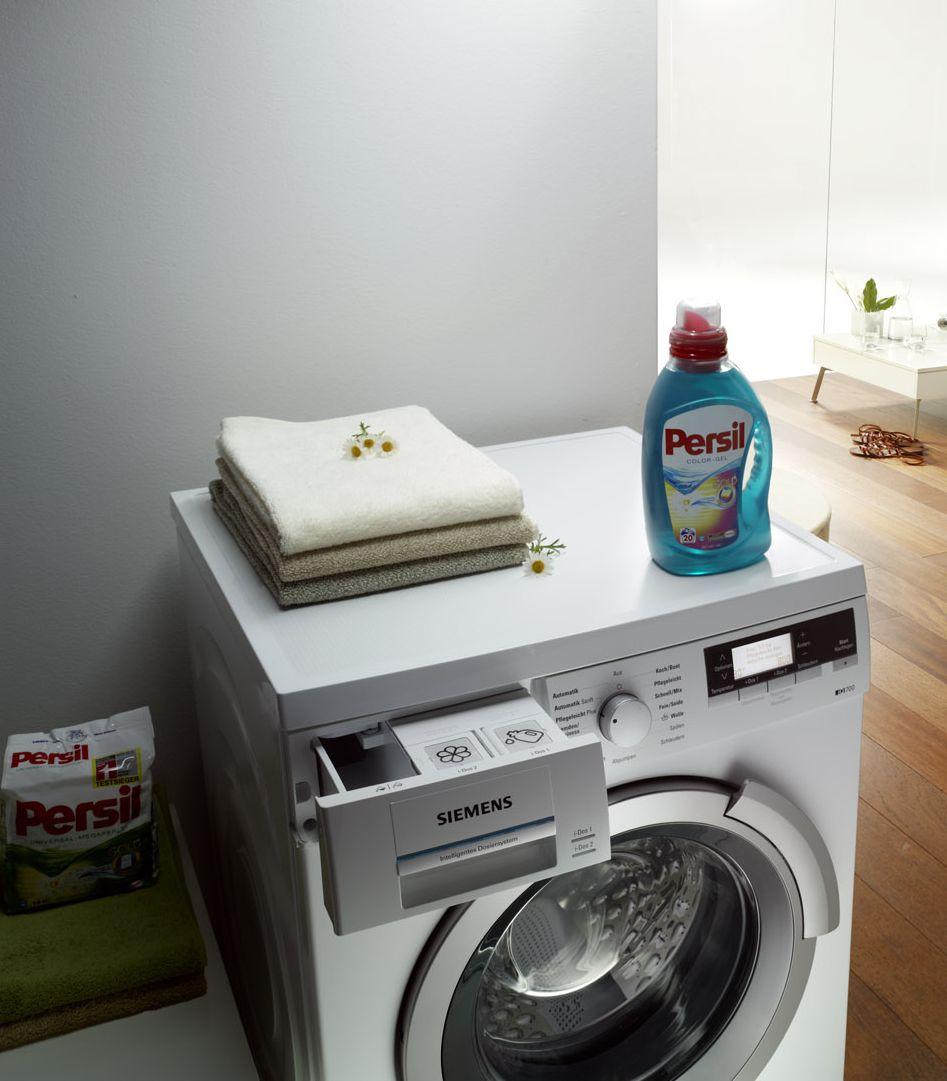 siemens i dos einmal tanken bis zu zwanzigmal waschen tausendfach sparen. Black Bedroom Furniture Sets. Home Design Ideas
