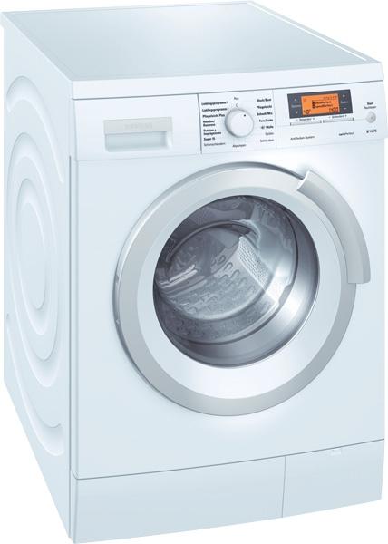 beste waschmaschine bei stiftung warentest siemens liegt mit gesamtnote 1 8 vorn. Black Bedroom Furniture Sets. Home Design Ideas