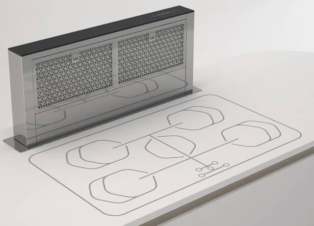 vogt dunstabzugshaube bastia versenkbar und montagefreundlich. Black Bedroom Furniture Sets. Home Design Ideas