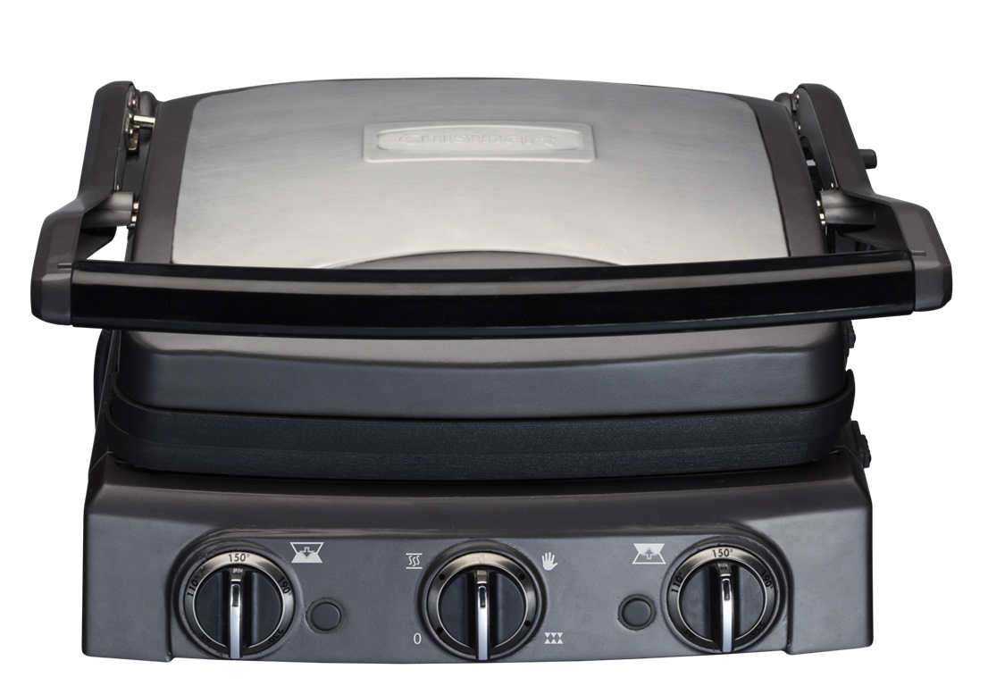Cuisinart GR50E Luxus Griddler Grill - Kraftpaket mit Stil