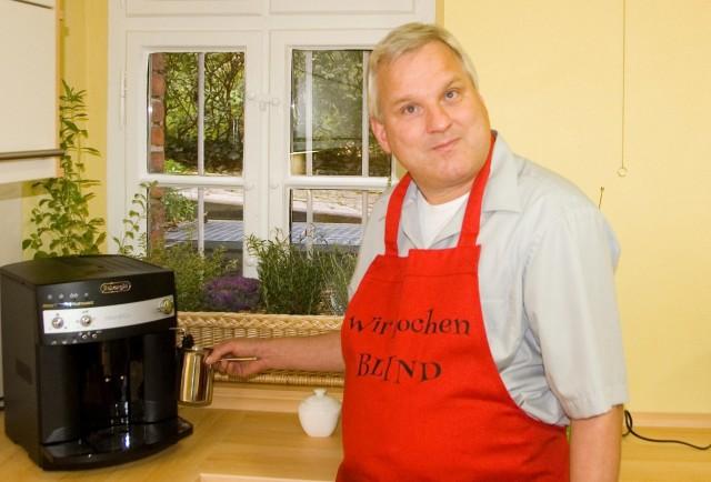 Woche des Sehens - Blinde kochen gemeinsam