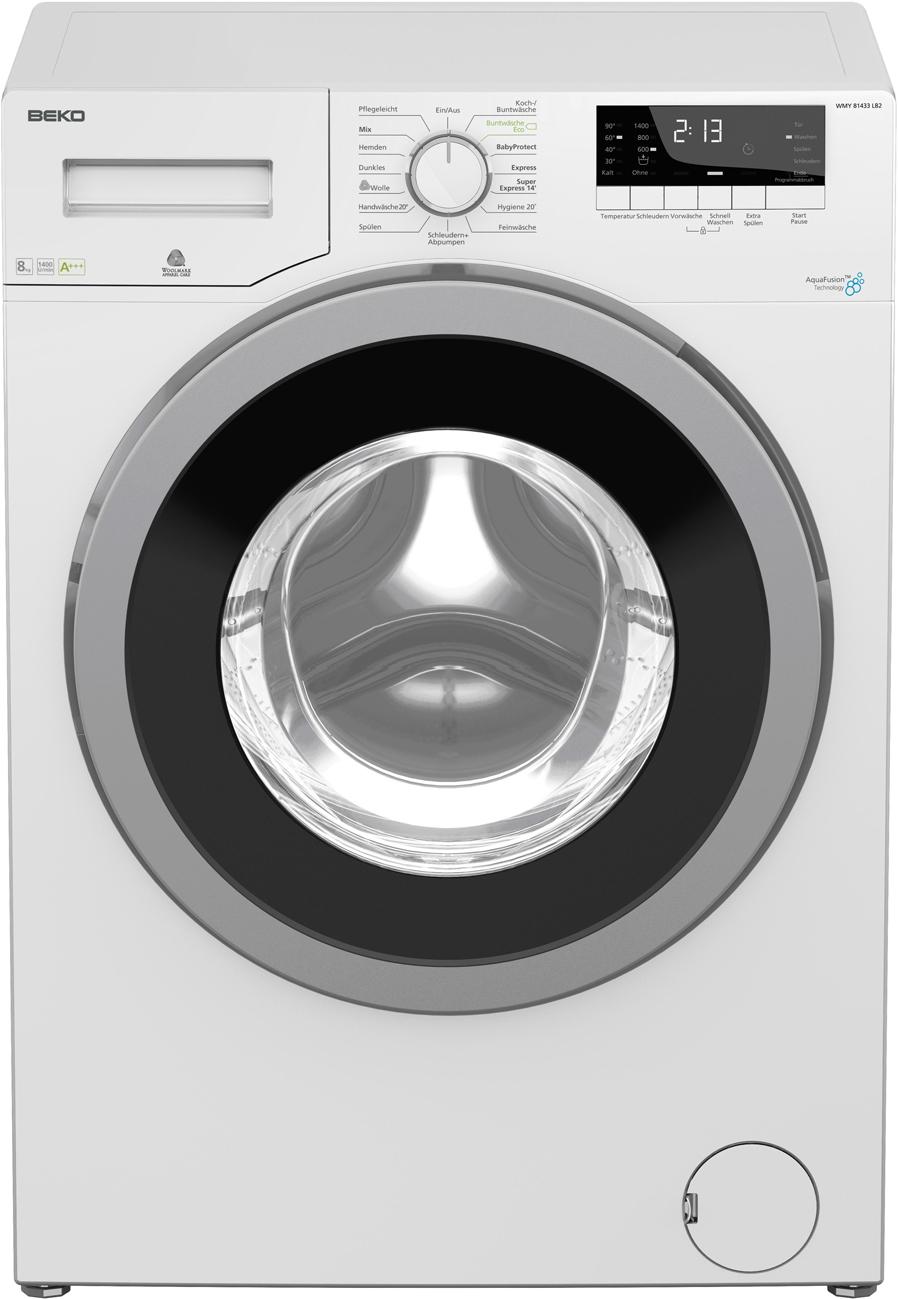 beko waschmaschine wmy 81433 lb2 reine w sche bei nur 20. Black Bedroom Furniture Sets. Home Design Ideas