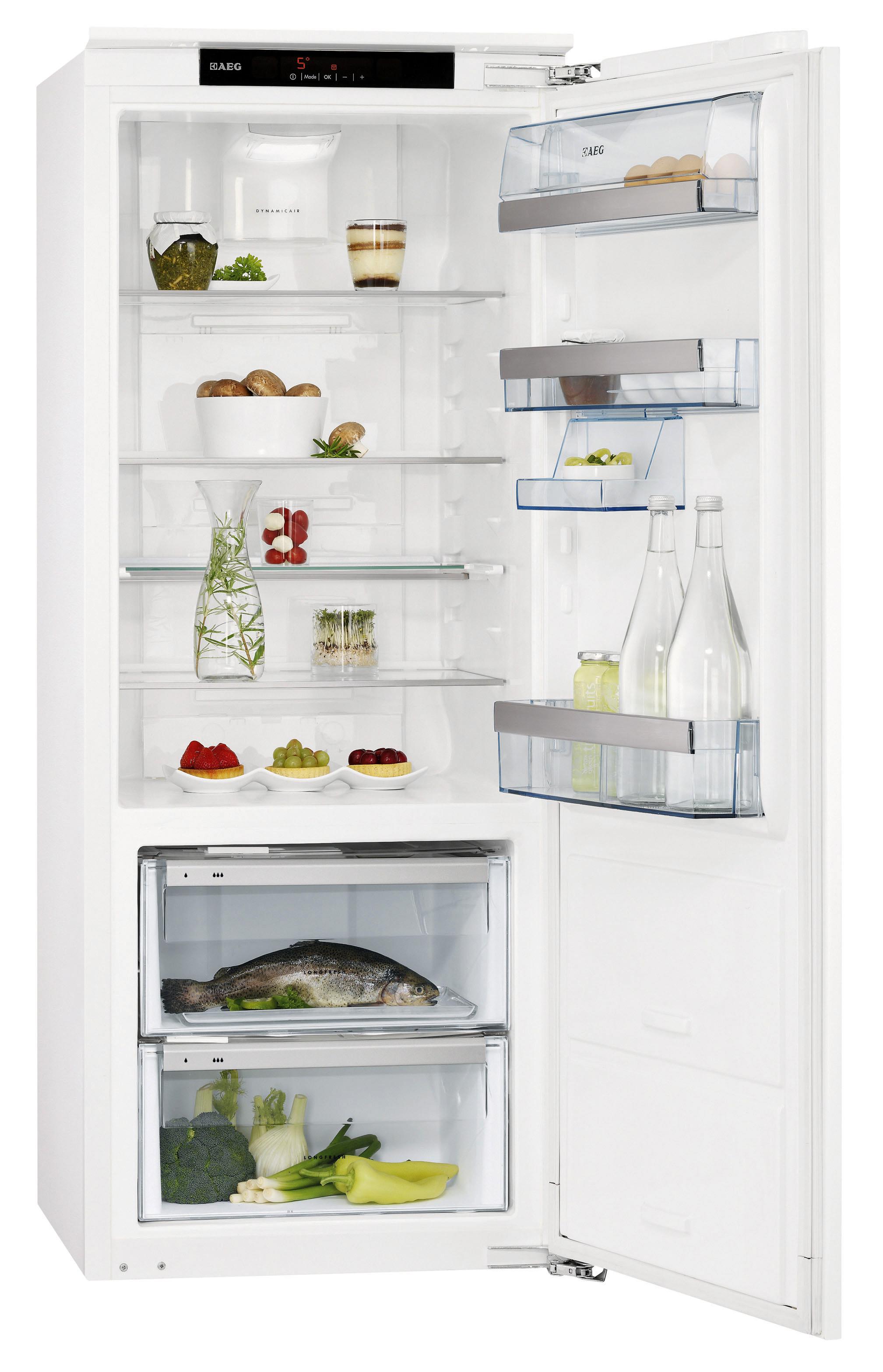 AEG Kühlschrank Santo für 140er Nische mit zwei