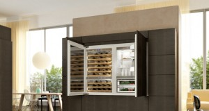 Weinklimaschrank Vertigo1 von KitchenAid
