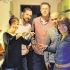 Reportage über die KochPottGuerillas