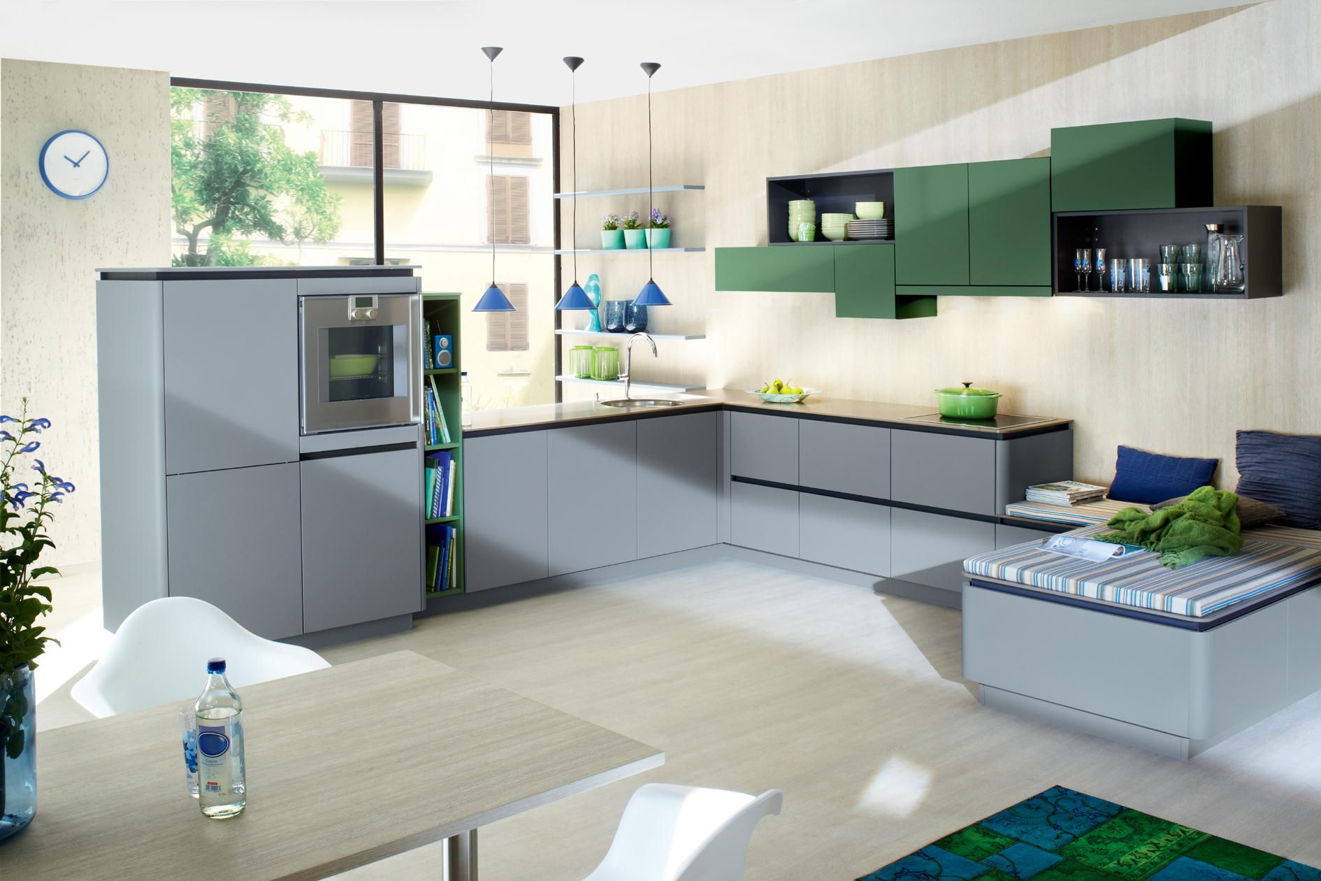 Die Moderne Küche   Heimelig Und Gemütlich Oder Nicht? (Bild: AMK)