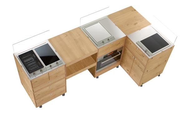 Nomad Küchen Kuben (Bild: Nomad)