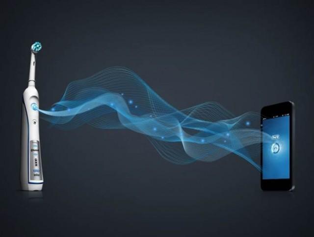 Oral-B SmartSeries App (Bild: Oral-B)