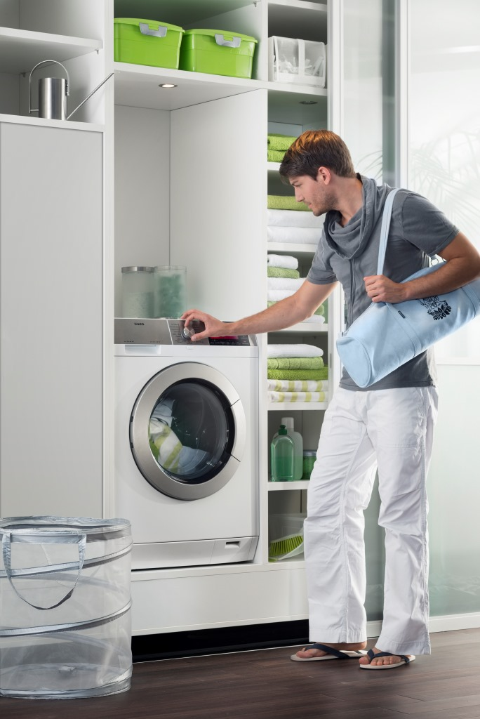 AEG ÖkoKombi Waschtrockner