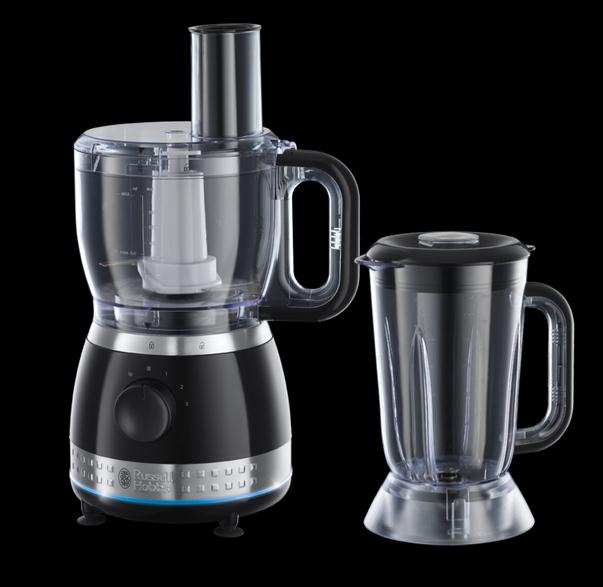 russell hobbs food processor illumina k chenmaschine mit leuchtring. Black Bedroom Furniture Sets. Home Design Ideas