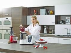 Schokoladen Erdbeerkuchen mit Jupiter Mycook und Andrea Schirmaier-Huber