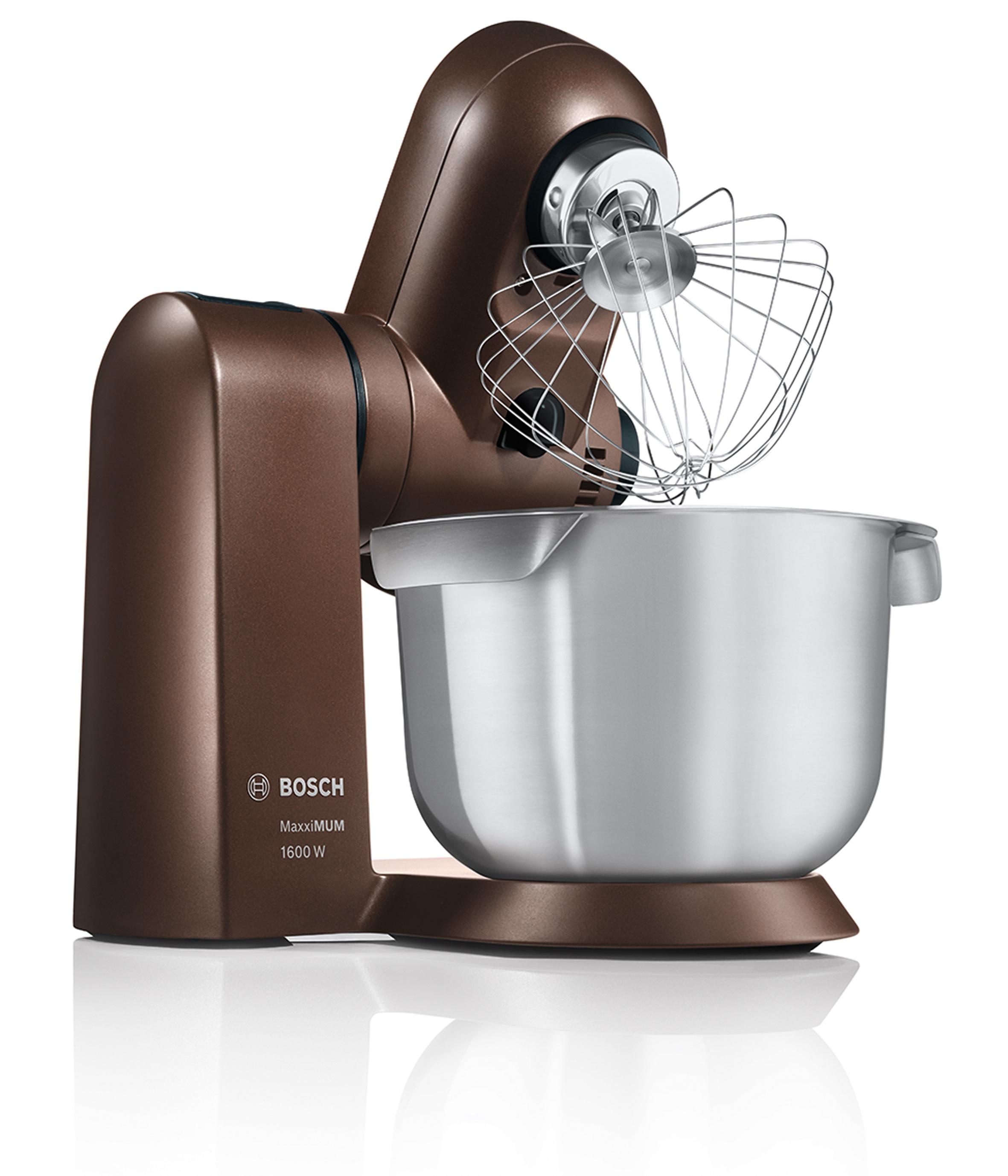 Bosch MaxxiMUM Küchenmaschine: SensorControl für perfekten ...