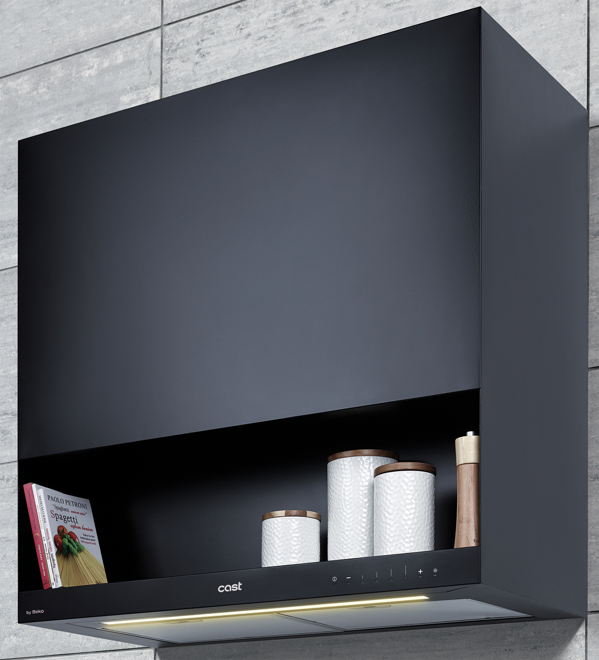 beko dunstabzugshaube cwb 9831 anp wandabzugshaube mit 4 l fterstufen. Black Bedroom Furniture Sets. Home Design Ideas