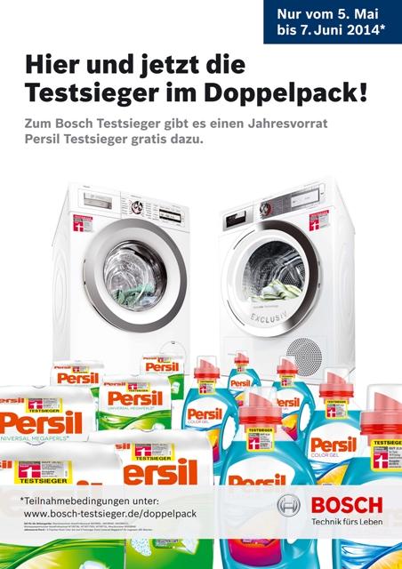 Bosch-Henkel Aktion (Bild: Boch)