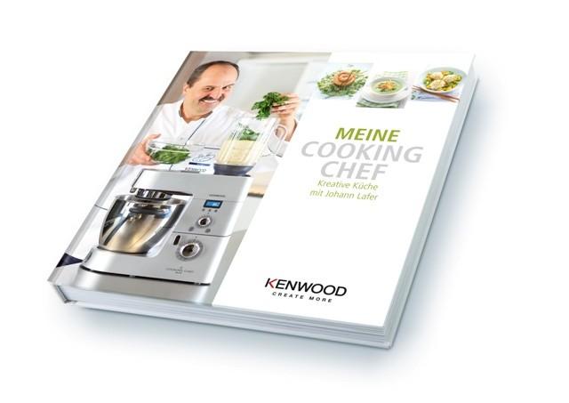 Johanne Lafer - Meine Cooking Chef (Bild: Kenwood)