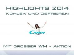 Candy WM Aktion 2014