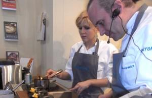 Kochen macht Laune - besonders, wenn man sich Anregungen von Spitzenköchen holen darf. Auf der IFA 2014 ist dazu Gelegenheit. (Bild: Annette Dietzler)