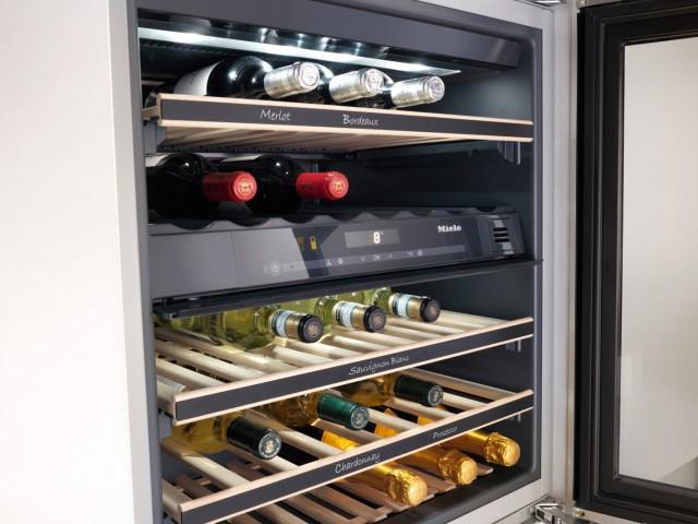 Weinkühlschrank von Miele (Bild: Miele)