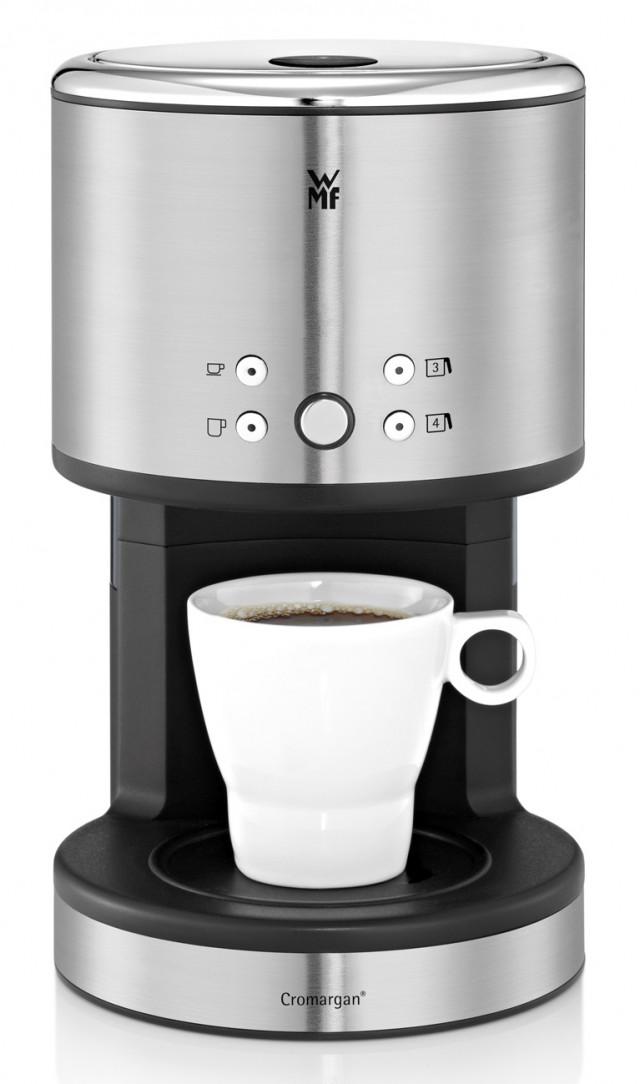 WMF Filterkaffeemaschine Coup AromaOne – mit 1-Tassen Funktion
