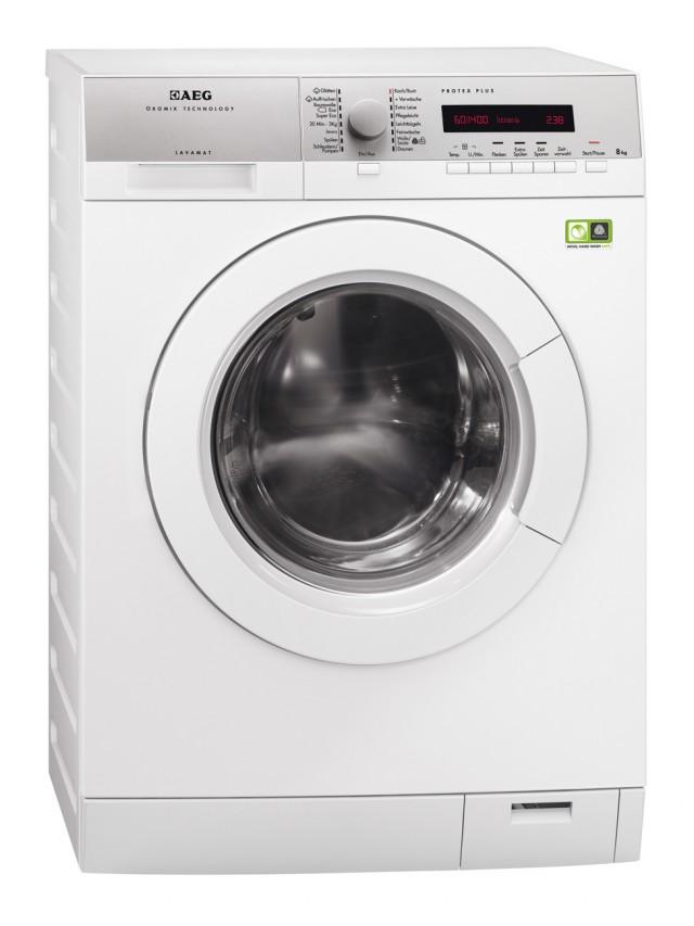 AEG Waschmaschine ÖkoMix FL