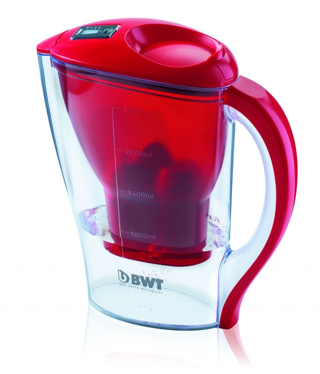 """Die Filter-Serie """"Magnesium Mineralizer"""" von BWT filtert das Wasser und reichert es mit Magnesium an."""