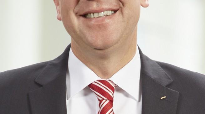 Frank Jüttner, Leiter Miele Vertriebsgesellschaft Deutschland