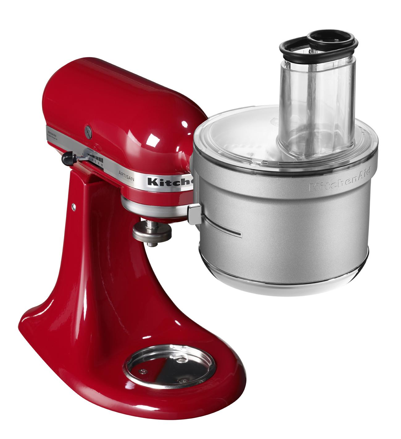 KitchenAid Food Processor Attachment Vorsatz zum Würfeln, Raspeln ...