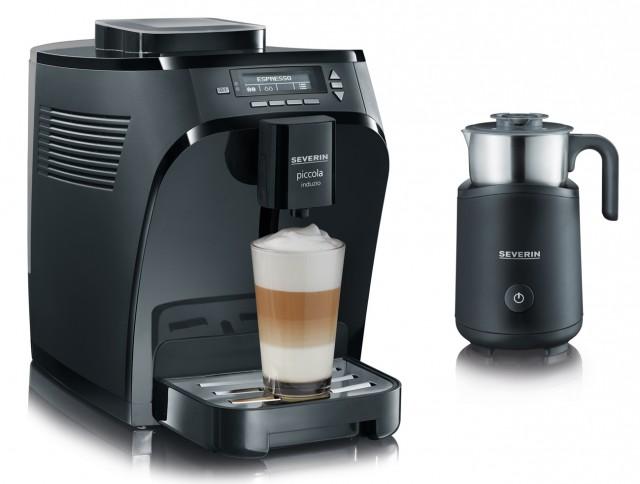 Severin Kaffeevollautomat Piccola Induzio