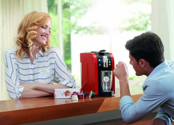 Einfache Bedienung, hoher Fun-Faktor: Das Tealounge-System revolutioniert das Teetrinken.