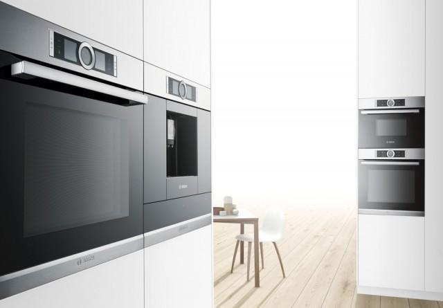Bosch mit übergreifendem Designkonzept