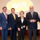 Der neue WIR-Vorstand